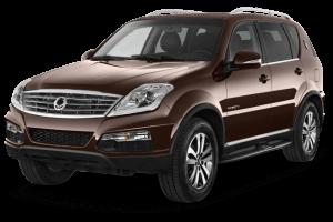 Ssangyong Rexton Target Car Rental 650×433