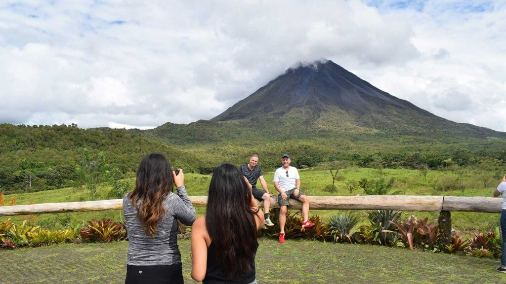 Arenal Volcano and La Fortuna: