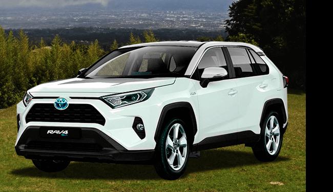 Toyota Rav4 2020 Hybrid